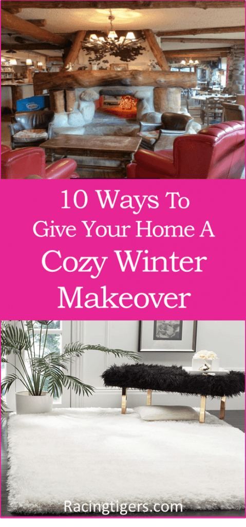 Cozy winter makeover, Build Your Own Furniture Plans, Unique Home Décor Designs, step by step woodworking projects, woodworking project book, storage furniture plans