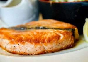 Spicy Baked Salmon Recipe